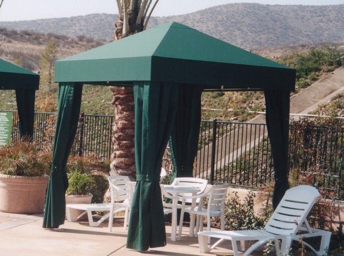Canopy Spa and Beach Cabana