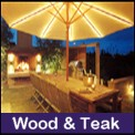 Wood Umbrellas